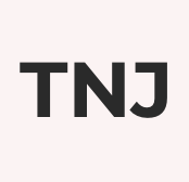 "The Nutrition Junky logo ""TNJ"""